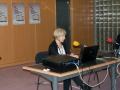 Sofija Klarin Zadravec (Nacionalna i sveučilišna knjižnica u Zagrebu): Digitalna knjižnica i tematske digitalne zbirke: pristupi predstavljanju digitalnog sadržaja