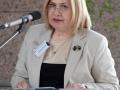 dr. sc. Tatijana Petrić, glavna ravnateljica Nacionalne i sveučilišne knjižnice u Zagrebu, predsjednica Programskog odbora