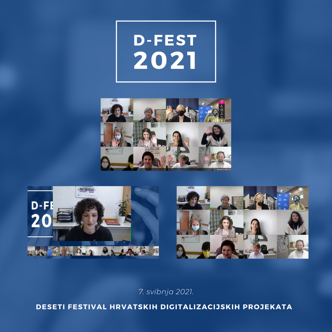 D-fest - 7. svibnja 2021.